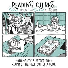 Reading Quirks 08