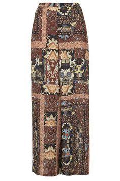 Marrakech Hose mit weitem Beinschnitt