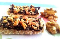 עוגיות תמרים ואגוזים קל וטעים מאוד!