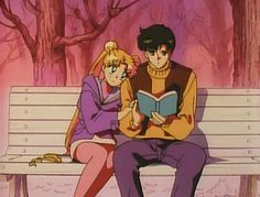 Darien and Serena soon had to prove how strong their love was. Prince Diamond of The Nega Moon Family had fallen for Sailor Moon, but this obsession was soon defeated when The Wiseman betrayed The Nega Moon Family. He also tried to lie to her about her loved ones, but Sailor Moon didn't believe any of his lies about her loved ones especially Tuxedo Mask. Tuxedo Mask also called him on his lies and came for Sailor Moon when she needed him. He also fought Prince Diamond for Serena and had won.
