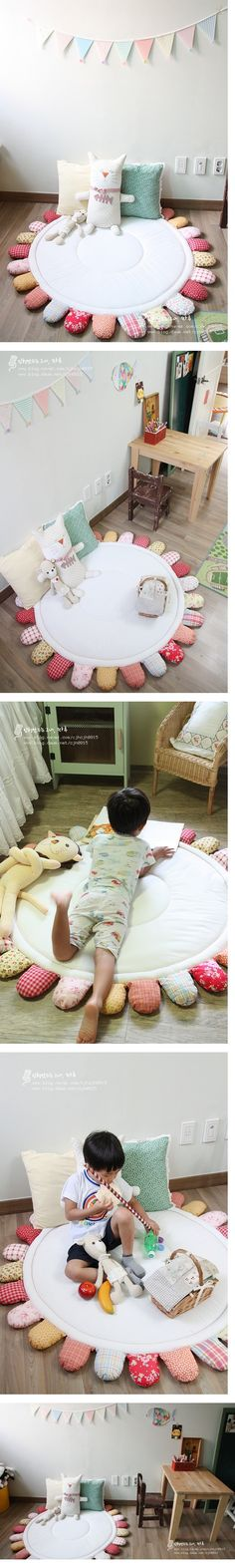 love this for quiet mat time