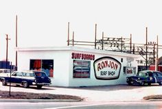 Early Ron Jon's Cocoa Beach Fl.