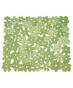Look at this Green Sink Mat on #zulily today!