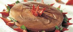 Suussasulava suklaamoussetorttu