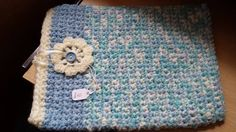 Crocheted Tablet/IPad Cover 100% Acrylic 9.5  by 7.5 by Myacecraft on Etsy