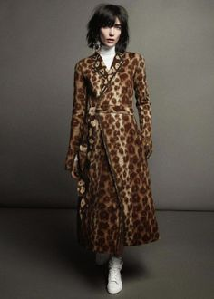9 Downtown Cool Ways To Wear Leopard This Fall via @WhoWhatWear