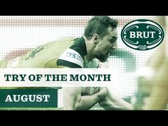 August 2014 Try of the Month