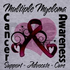 I created this pic bade to raise awareness across social media for Multiple Myeloma, a rare blood cancer someone I love is fighting.thank you for your support and prayers. I Hate Cancer, Stupid Cancer, Multiple Myeloma, Cancer Quotes, Cancer Awareness, Awareness Ribbons, Sign Quotes, The Cure, Cancer Ribbons