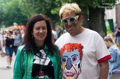 Как прошел Кураж Базар Благотворительный Ukraine, Carnival, Face, T Shirt, Tops, Women, Fashion, Supreme T Shirt, Moda