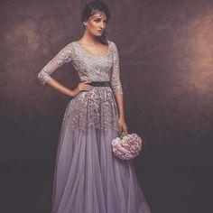 @shyamalbhumika lavender hues #bridal