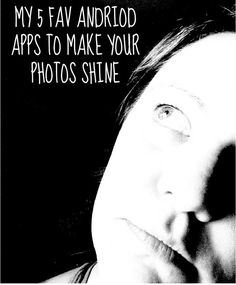 There seems to be much more love for Apple than for us poor Android users.  Here are 5 of my favorite photo apps....