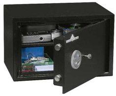 Caja Fuerte de Sobreponer Nivel S1 para Hogar, Oficina Hartmann Tresore Serie HT S1