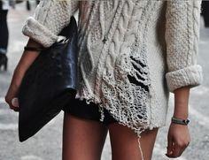 Oversized Knit Sweaters Tumblr Oversized Sweaters Tumblr
