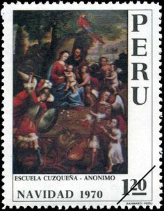 Christmas stamp - Wikipedia, the free encyclopedia