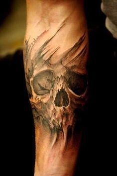 85 Best Sugar Skull Tattoo Designs Meanings - for men and women in . - 85 Best Sugar Skull Tattoo Designs Meanings – for men and women in 2018 # meanings - Skull Sleeve Tattoos, Sugar Skull Tattoos, Body Art Tattoos, Sugar Tattoo, Tattoo Tod, Diy Tattoo, Tattoo Pics, Tattoo Drawings, Biker Tattoos