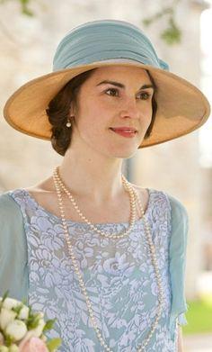 Downton Abbey star Michelle Dockery