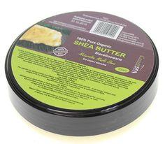 Cosmo SPA Shea Butter - Nierafinowane Masło Shea, 100 ml Beauty Spa, Shea Butter, The 100