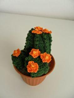 Visto desde la verdad, es hermoso especialmente cuando está florecido y como me gustó tanto, traté de recrear esta planta de c...
