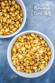 Easy Homemade Corn N