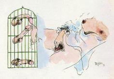Marie Čermínová-Caged | Flutuante