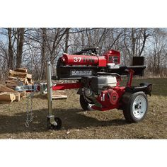 NorthStar's best horizontal/vertical log splitter has a multi-patented design that gives you premium components and exclusive features that let you save time and energy.