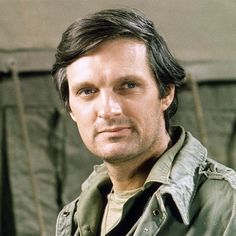 Happy Birthday to my all time favorite TV actor known for his role in M*A*S*H as Hawkeyes or Captain Benjamin Franklin Pierce he was the only one to appear in all 256 episodes!    He earned an Oscar nomination for his role as Senator Ralph Owen Brewster in The Aviator in 2005.  Happy Birthday to Alan Alda #guardiansofthemoviescrew #alanalda #mash