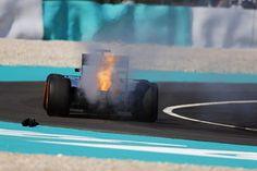 メルセデス、ルイス・ハミルトンのエンジン故障の原因を掴めず  [F1 / Formula 1]