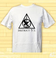 The Hunger Games District 9 34 T-Shirt