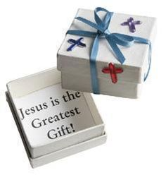 """""""Jesus is the Greatest Gift"""" Boxes Bible Story Crafts, Bible School Crafts, Sunday School Crafts, Children's Church Crafts, Vbs Crafts, Kids Christmas, Christmas Crafts, Christmas Presents, Christmas Giveaways"""