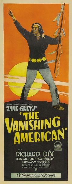 Courage Indien – The Vanishing American – Joe Kane – 1957 - Western Movies - Saloon Forum
