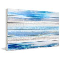"Found it at Wayfair - ""Baia Azul"" Painting Print"