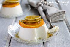 Un dessert così cremoso e goloso a cui è impossibile resistere, la Panna cotta agli Agrumi è così semplice da preparare e bellissima da presentare :D