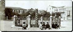 Sultanahmet meydanı / Yılanlı sütun - 1880'ler