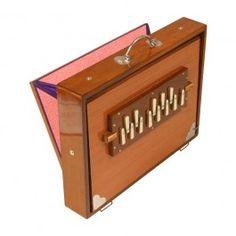 Shruti Box, Side Controls, Female Sardar $296.65