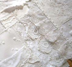 by Karen Ruane;   http://karenannruane.typepad.com/karen_ruane/ ~ hand stitching ~
