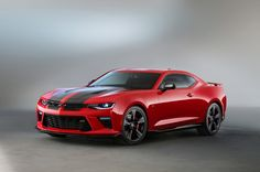 2016 camaro red accent | 2016 Camaro SS Red Accent Package concept