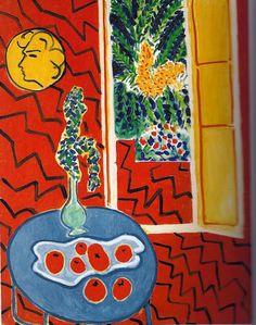 by Henri Matisse   Henri Matisse at Villa le Reve