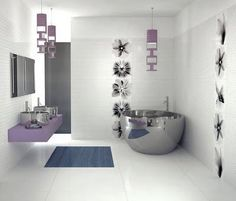 Bath and shower in one bathroom