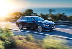 2017 Mercedes-Benz CLA Shooting Brake
