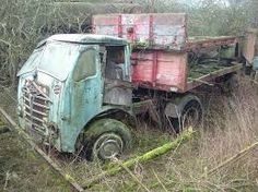 Abandoned Train, Abandoned Cars, Abandoned Vehicles, Antique Trucks, Vintage Trucks, Semi Trailer Truck, Automobile, Old Lorries, Rust In Peace