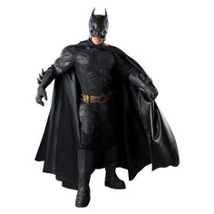 Defend Gotham City in this Dark Knight authentic Batman costume this Halloween. This realistic Batman costume is a collector's item and is perfect for Batman fans. Catwoman Cosplay, Cosplay Gatúbela, Cosplay Ideas, Dark Knight Costume, Knight Halloween Costume, Superhero Halloween, Adult Halloween, Halloween Ideas, Halloween Halloween
