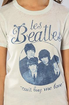 Junkfood Clothing The Les Beatles Crew Tee : Karmaloop.com - Global Concrete Culture