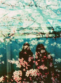 Double exposure photography by Hana Haley Double Exposure Photography, Film Photography, Exposition Photo, Multiple Exposure, Camila, Pretty Pictures, Portrait, Artsy, Beautiful