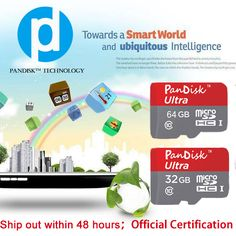 PanDisk from China usb flash EVO+ microsd memory card micro sd 32gb real capacity memoria micro sd 128gb tf genuine sd 64gb 16
