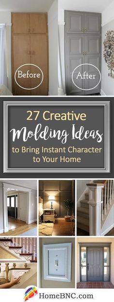 Nice 27 Ideen Für Kreatives Gestalten, Um Deinem Haus Charakter Zu Verleihen