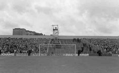 Clock End in the good old days
