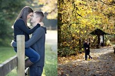 Best Casual Engagement Photos I The SnapKnot Wedding Blog