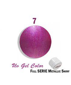 Fullcolor Metallic Shiny Fucsia  n.7