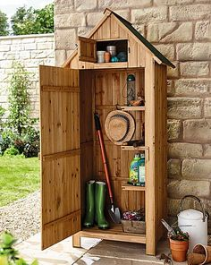 Garden Tool Shed | House of Bath