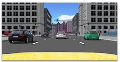CarMaker - the simulation software for virtual test driving of passenger cars and light-duty vehicles. Driving Test, World, The World